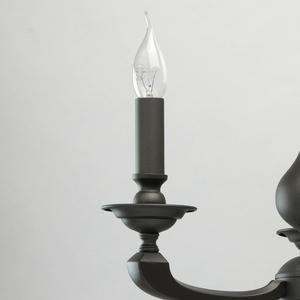 DelRey Classic 3 Lampă de masă Gri - 700031403 small 2