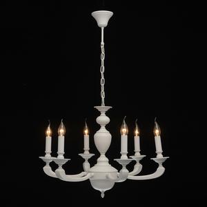 Lampa suspendată DelRey Classic 6 White - 700011606 small 6