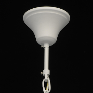 Lampa suspendată DelRey Classic 6 White - 700011606 small 3