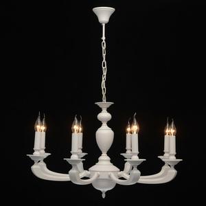 Lampa suspendată DelRey Classic 8 White - 700011708 small 6