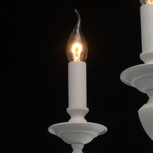 Lampa suspendată DelRey Classic 8 White - 700011708 small 8
