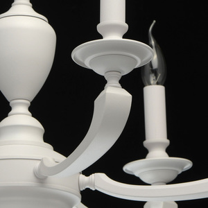Lampa suspendată DelRey Classic 8 White - 700011708 small 10