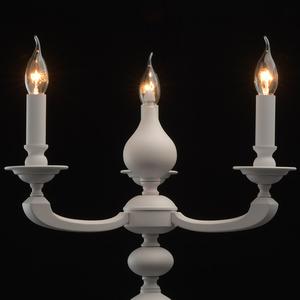 Lampa de masă DelRey Classic 3 White - 700031803 small 4
