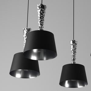 Lampa suspendată Fusion Megapolis 5 Chrome - 714010205 small 10
