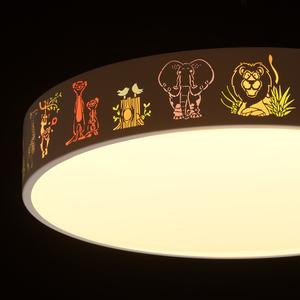 Lampa suspendată Ilonika Hi-Tech 50 Alb - 716010201 small 9
