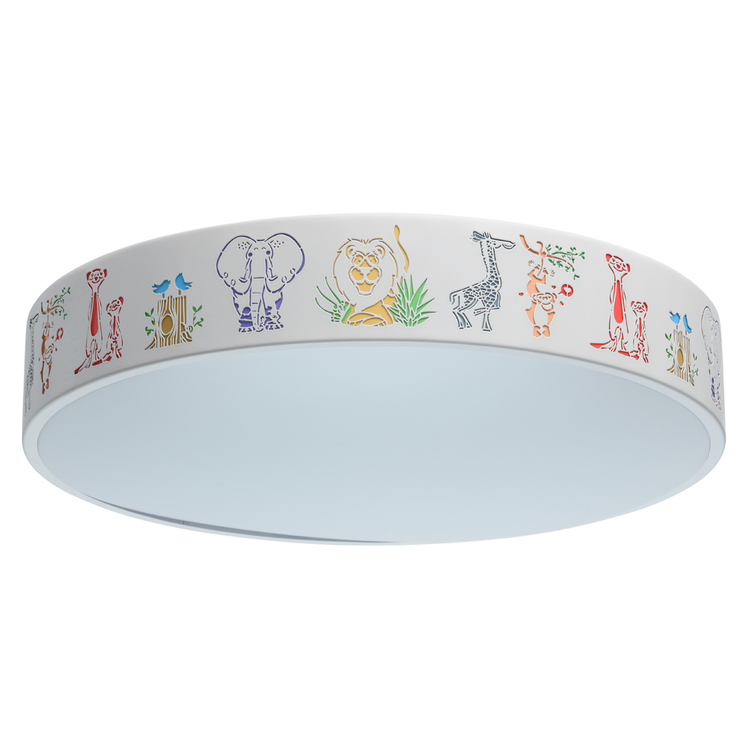 Lampa suspendată Ilonika Hi-Tech 50 Alb - 716010201