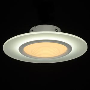 Lampa suspendată Plattling Hi-Tech 10 Alb - 661016301 small 1