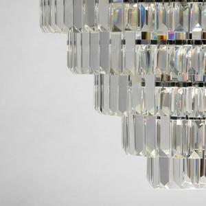 Lampă cu pandantiv Adelard Crystal 5 Chrome - 642010705 small 5