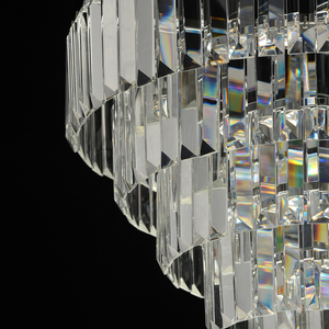 Lampă cu pandantiv Adelard Crystal 5 Chrome - 642010705 small 10
