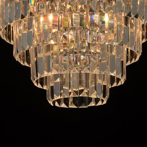 Lampă cu pandantiv Adelard Crystal 5 Chrome - 642010705 small 11