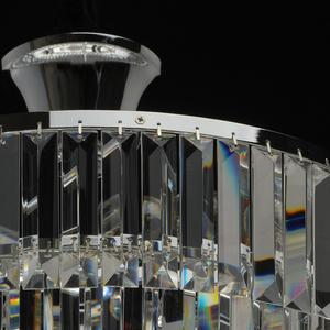 Lampă cu pandantiv Adelard Crystal 5 Chrome - 642010705 small 12