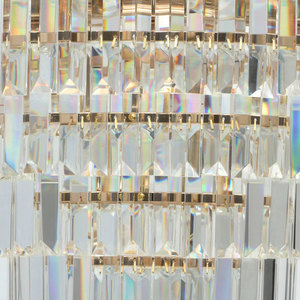 Lampa cu pandantiv Adelard Crystal 5 Gold - 642010805 small 4