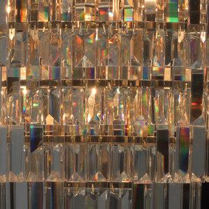 Lampa cu pandantiv Adelard Crystal 5 Gold - 642010805 small 5