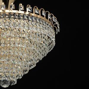 Lampă cu pandantiv Adelard Crystal 5 Gold - 642011005 small 6