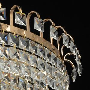 Lampă cu pandantiv Adelard Crystal 5 Gold - 642011005 small 9