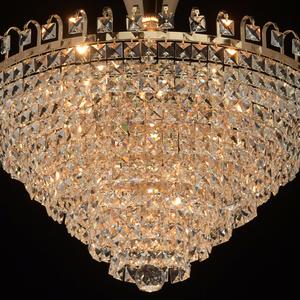 Lampă cu pandantiv Adelard Crystal 5 Gold - 642011005 small 10