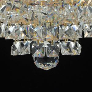 Lampă cu pandantiv Adelard Crystal 5 Gold - 642011005 small 11
