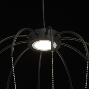Lampa suspendată Stella Loft 9 Chrome - 412010401 small 7