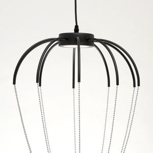Lampa suspendată Stella Loft 9 Chrome - 412010401 small 8