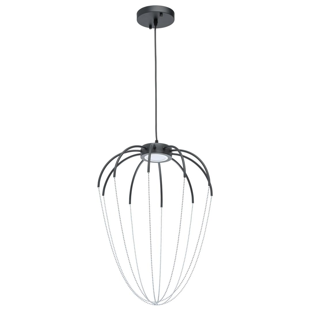 Lampa suspendată Stella Loft 9 Chrome - 412010401
