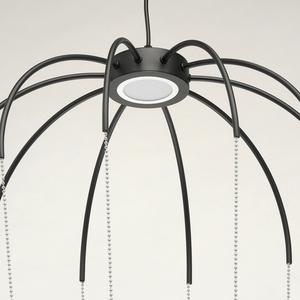 Lampa suspendată Stella Loft 12 Negru - 412010601 small 6
