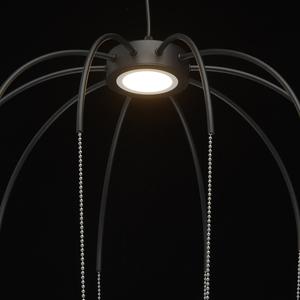 Lampa suspendată Stella Loft 12 Negru - 412010601 small 7