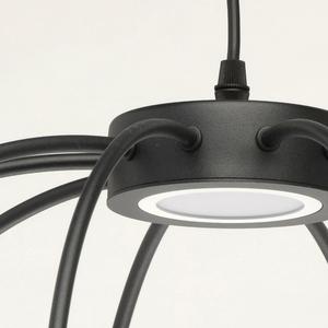 Lampa suspendată Stella Loft 12 Negru - 412010601 small 9