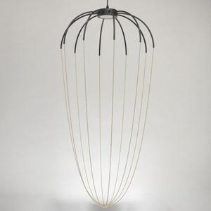 Lampa suspendată Stella Loft 12 Negru - 412010701 small 5
