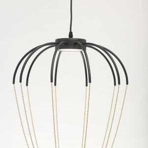 Lampa suspendată Stella Loft 12 Negru - 412010701 small 8