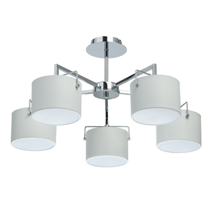 Lampă de tavan Town Megapolis 5 Chrome - 721010105 small 0