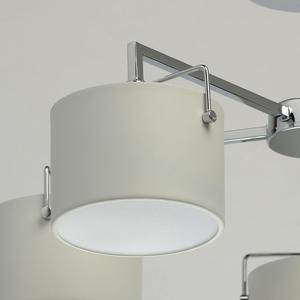Lampa suspendată Town Megapolis 8 Chrome - 721010308 small 5