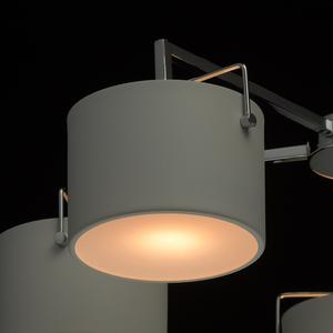 Lampa suspendată Town Megapolis 8 Chrome - 721010308 small 6