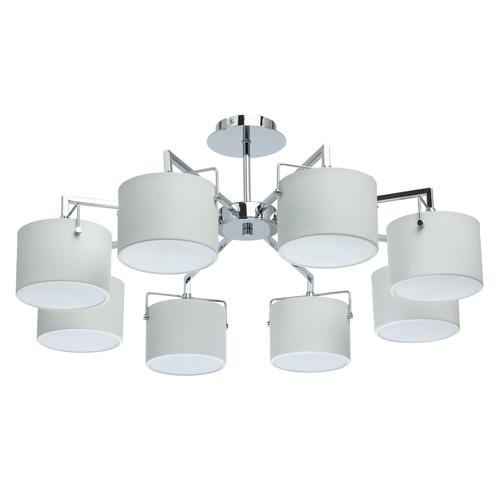 Lampa suspendată Town Megapolis 8 Chrome - 721010308