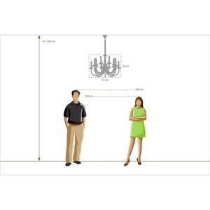 Lampa suspendată Chianti Classic 16 Gold - 720010916 small 5