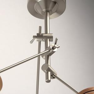 Lampa suspendată Chill-out Hi-Tech 3 Silver - 725010103 small 7