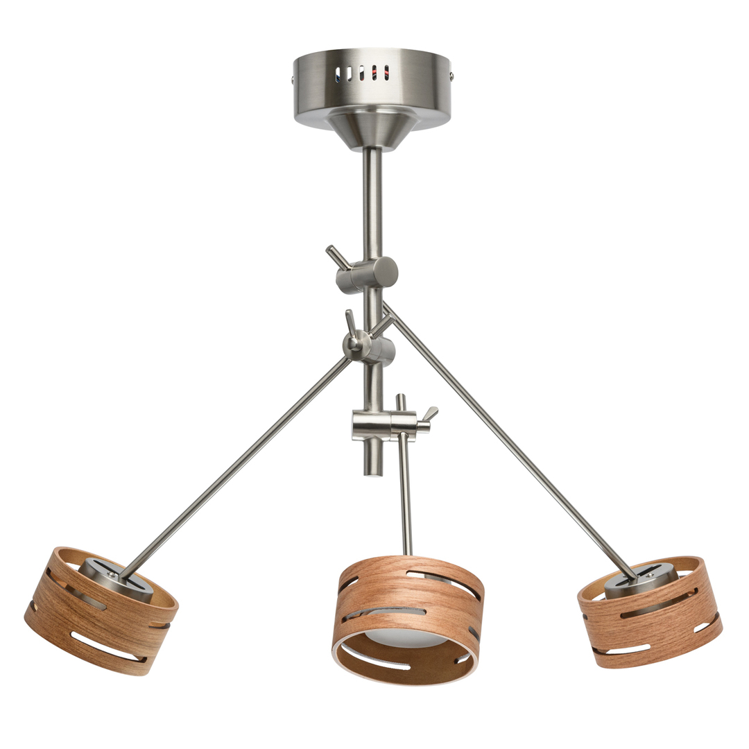 Lampa suspendată Chill-out Hi-Tech 3 Silver - 725010103