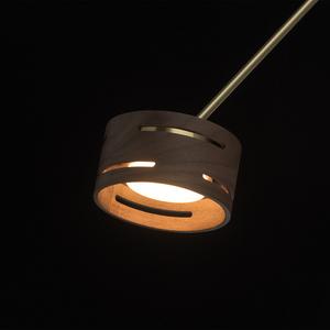 Lampă cu pandantiv Chill-out Hi-Tech 3 Gold - 725010203 small 5