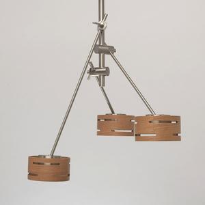 Lampa suspendată Chill-out Hi-Tech 6 Silver - 725010306 small 9