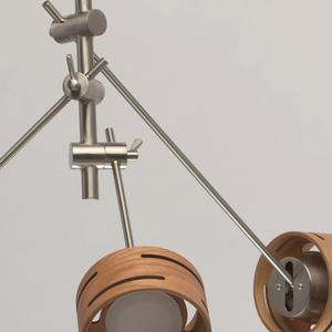 Lampa suspendată Chill-out Hi-Tech 6 Silver - 725010306 small 11