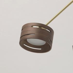 Lampa suspendată Chill-out Hi-Tech 6 Gold - 725010406 small 6