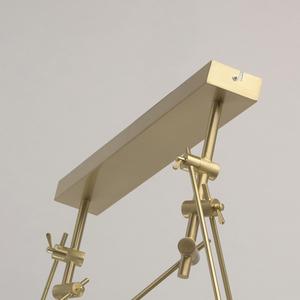 Lampa suspendată Chill-out Hi-Tech 6 Gold - 725010406 small 2