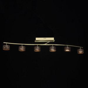 Lampă de tavan Chill-out Hi-Tech 6 Gold - 725011006 small 1