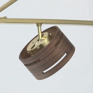 Lampă de tavan Chill-out Hi-Tech 6 Gold - 725011006 small 7