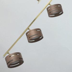 Lampă de tavan Chill-out Hi-Tech 6 Gold - 725011006 small 9
