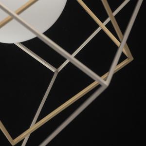 Lampa suspendată Prisma Hi-Tech 7 Silver - 726010301 small 8
