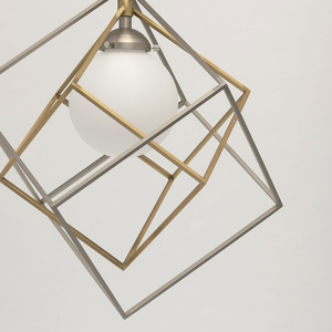 Lampa suspendată Prisma Hi-Tech 7 Silver - 726010301 small 11