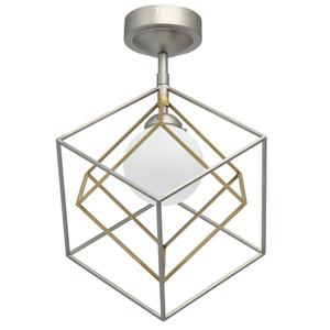 Lampa suspendată Prisma Hi-Tech 7 Silver - 726010301 small 0