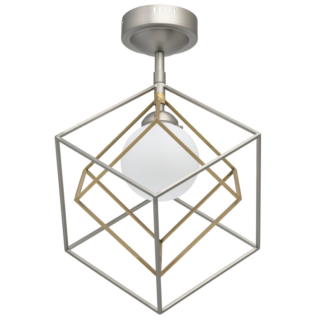 Lampa suspendată Prisma Hi-Tech 7 Silver - 726010301