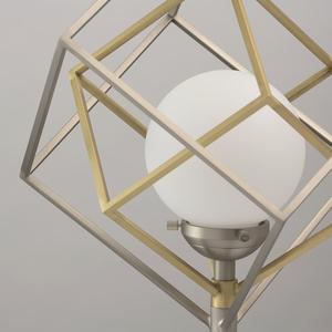 Lampa de masă din argint Prisma Hi-Tech 5 - 726030401 small 4