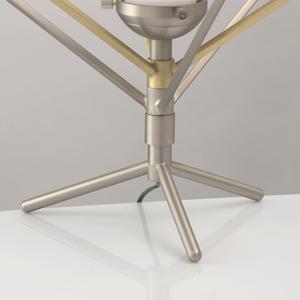 Lampa de masă din argint Prisma Hi-Tech 5 - 726030401 small 6